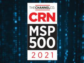 CRN NAMES KAPPA TO ITS 2021 MSP 500 LIST