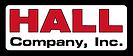 Hall Company Asphalt Services Logo