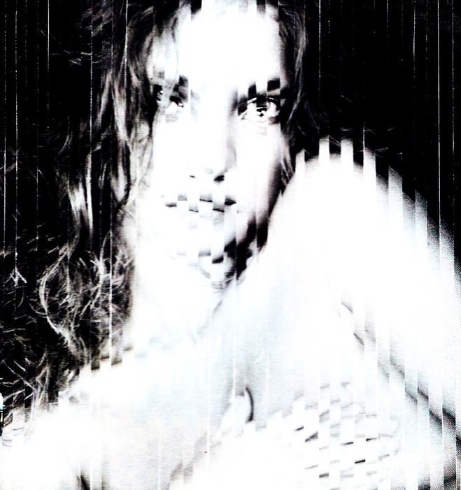 Beauté dérangée n°6, collage 2010