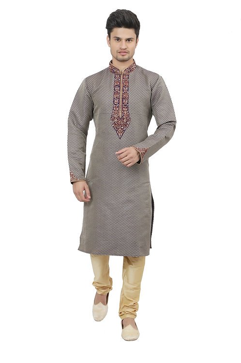 Ethnic | Kurta Paijama | Indian | Pastel Color | Full Sleeve