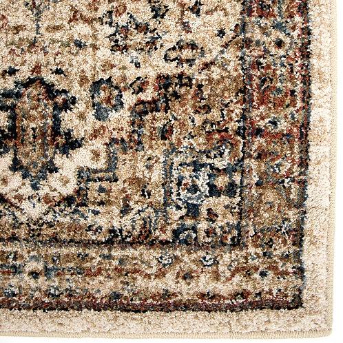 Transitional rug
