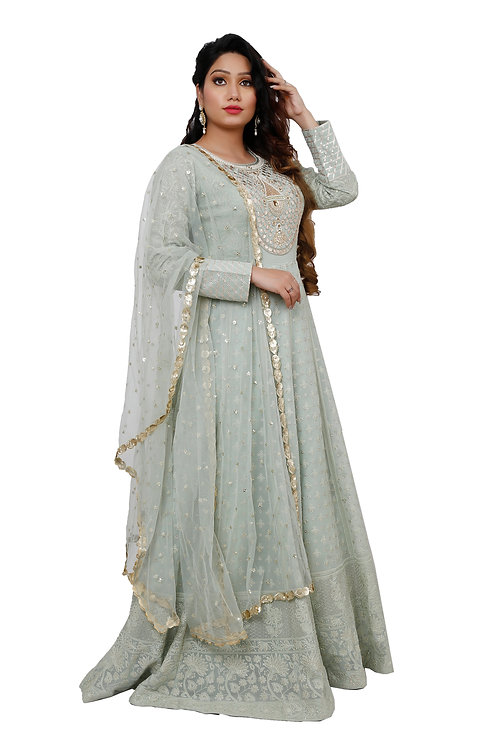 Ethnic | Anarkali suit | Indian | Ladies suits