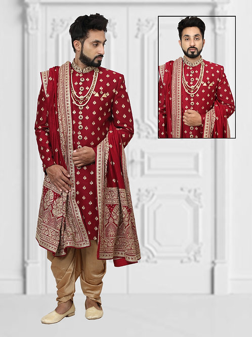 Ethnic | Traditional Sherwani | Indian | Sherwani | Man