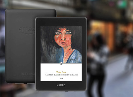 Refugee Stories Now Available on eBook - Proceeds Donated to Refugee Charity