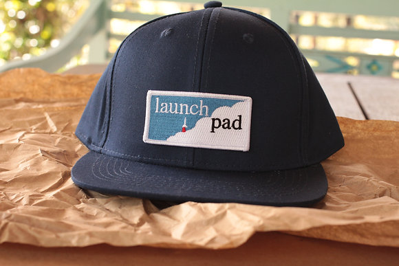 Cap (Navy Blue, Regular Size)