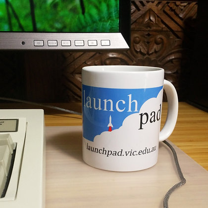 Launch Pad Mug (Pre-Order)