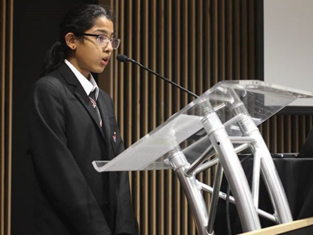 Hampton Park Secondary College Share Their Refugee Stories