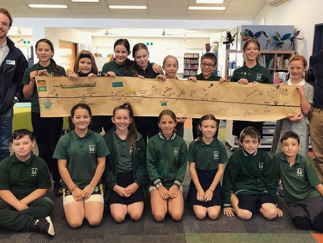 Historical Fiction from Middle Kinglake Primary School