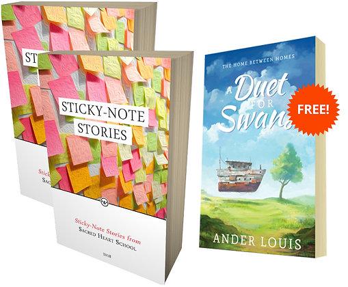 Two Book + Novel Value Bundle (ohcc19)