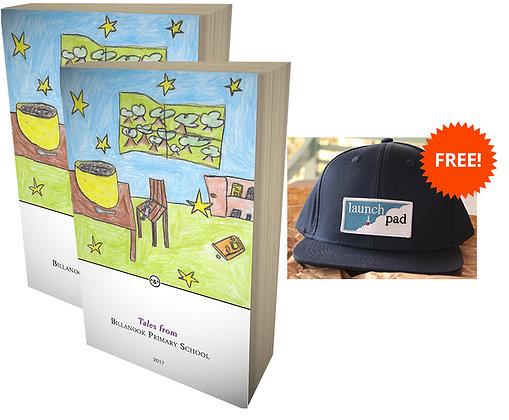 Two Book + Hat Value Bundle (BLPS17 VB1)