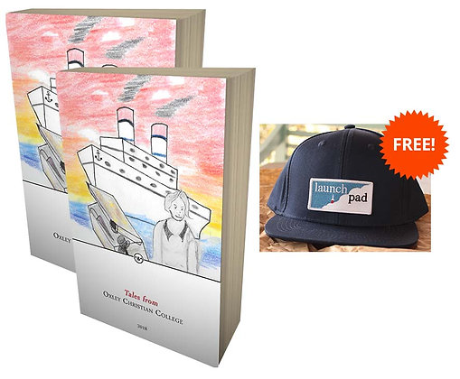 Two Book + Hat Value Bundle (OXCC18)