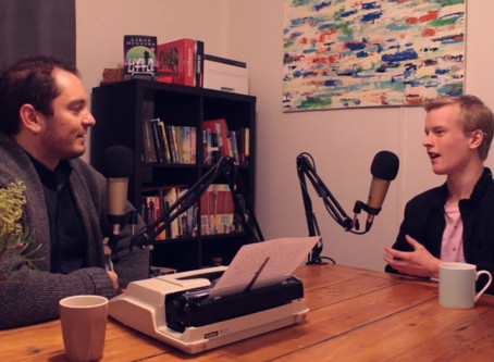 The Student Becomes the Master - Launch Pad Author Aaron Huggins [Interview]