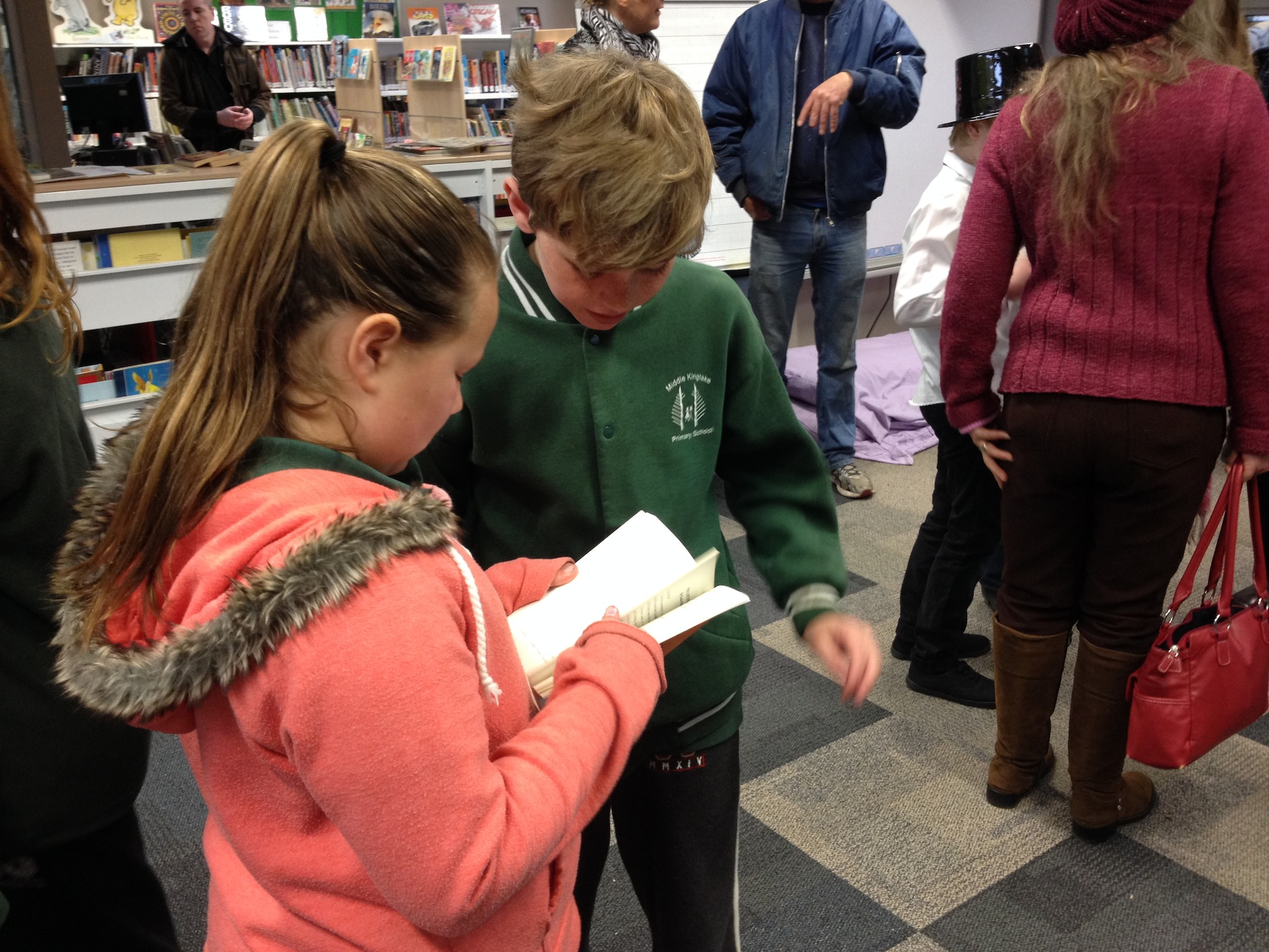 Middle Kinglake PS Book Launch