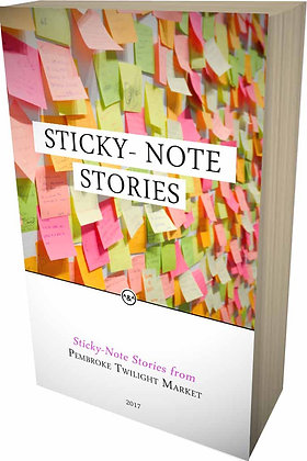 Sticky Note Stories Pembroke 2017