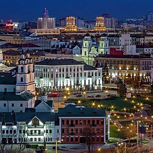 Minsk-The Singapore of Europe