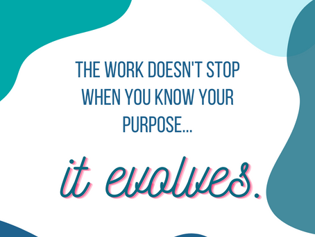 What Happens When You Know Your Purpose? With Julie Ann Hepburn