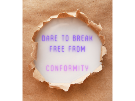 How to Resist Conformity, with Nicole Tate