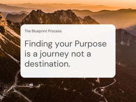 What is it Like to Seek Your Purpose? With Danielle Avery.