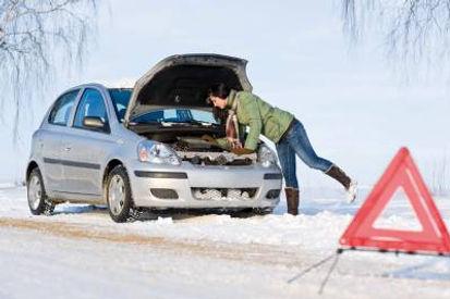 Техпомощь на дороге с выездом к автомобилю
