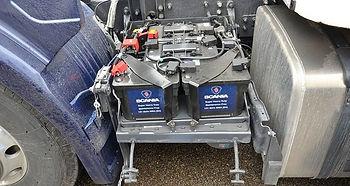 Услуга прикурить грузовой автомобиль