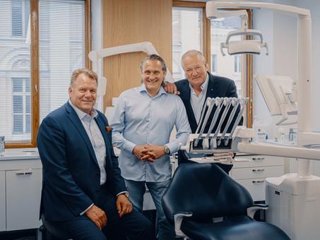 Konkarit perustivat uuden ajan hammaslääkäriklinikan