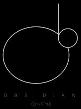 Obsidian LOGO TAGLINE
