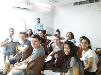 Hindi intensive lessons program in jaipu