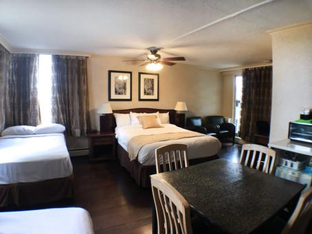 Comfortable Penthouse Suite