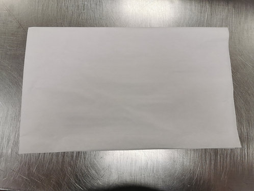 "Greaseproof Paper, 6 Sheets 18"" x 30"" each"
