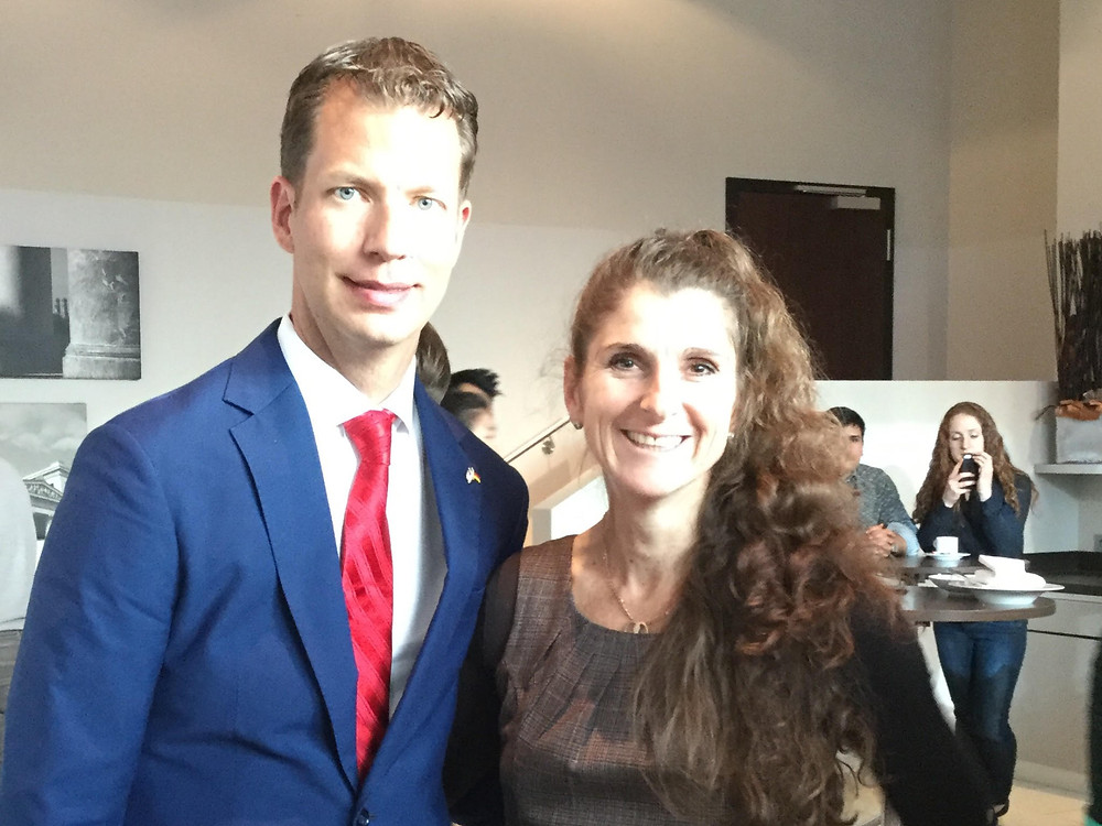 Top Coaches JT Foxx and Barbara Ungerböck
