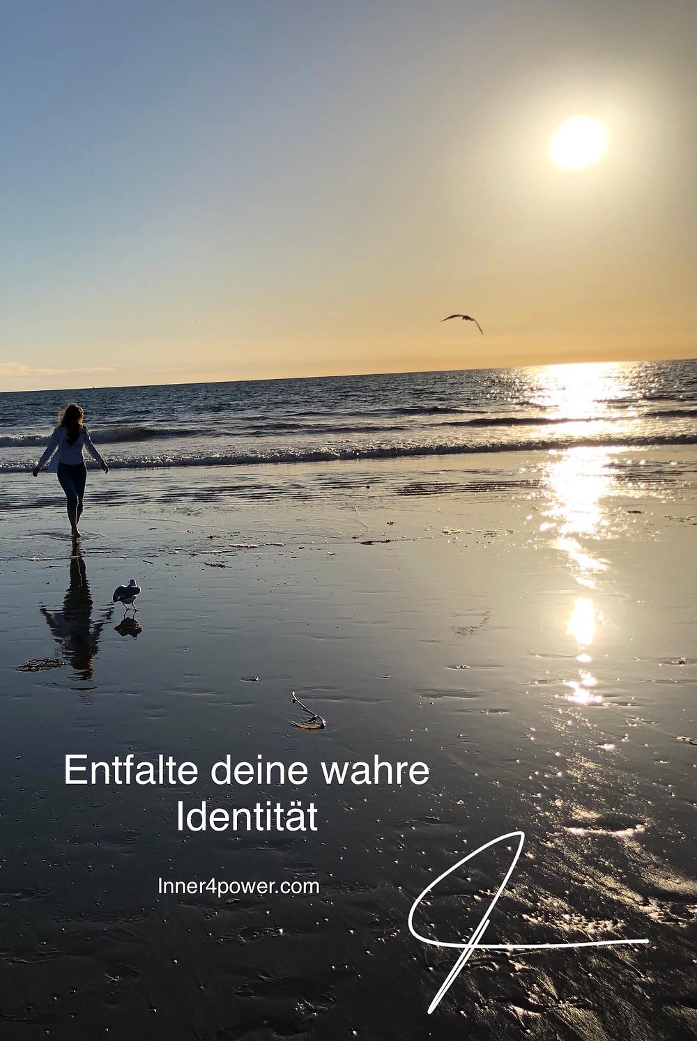 Entfalte deine wahre Identität