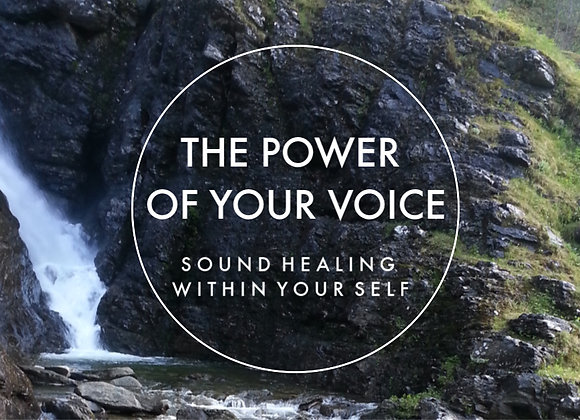 RECOMMIT - Vocal Blessing & Channeled Message