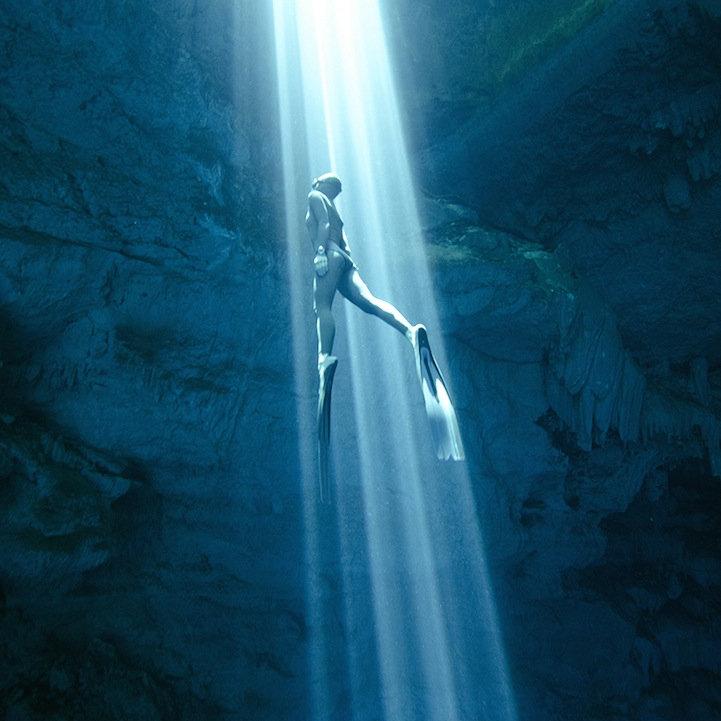 Freediving Session