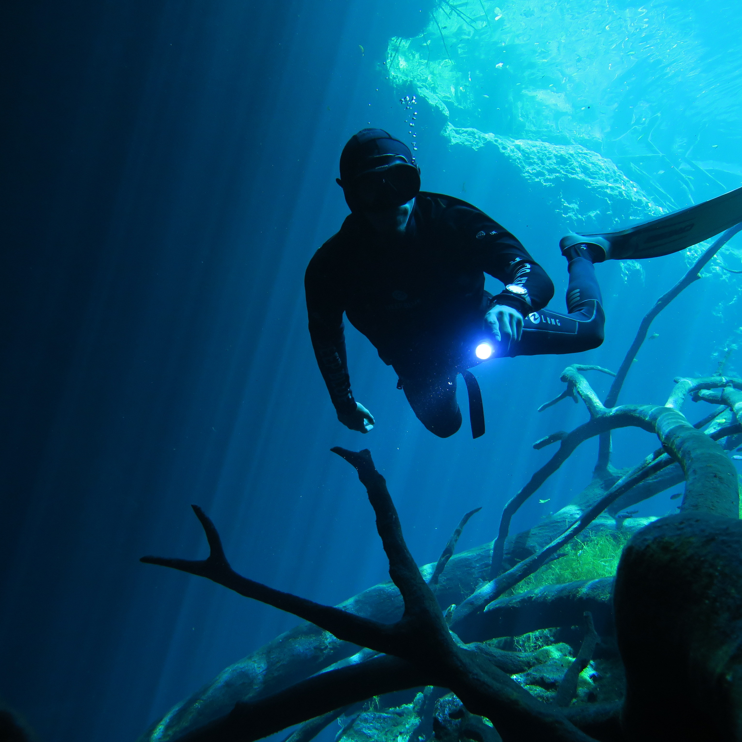 Freediving Session 2 Sites