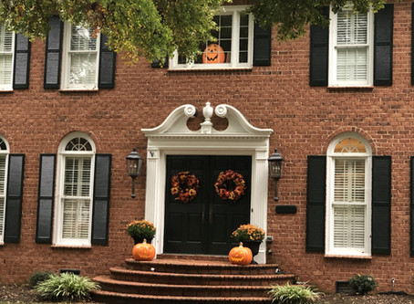 How does your front porch look this fall?