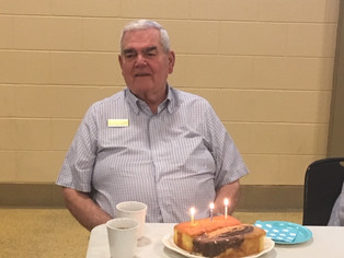 Celebrating the birthday of Howard Price