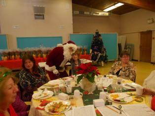 Faith, Food and Fun's Annual Christmas Turkey Dinner