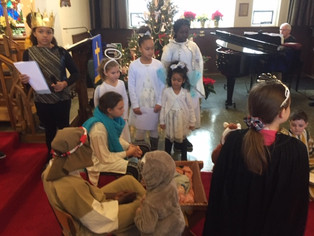 Another Amazing Christmas Pageant