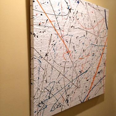 Acrylic on Cavas