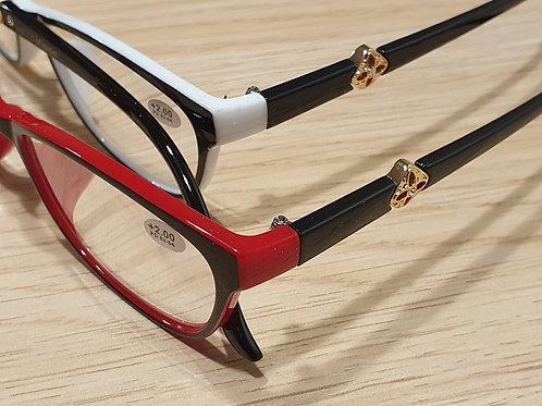 """очки женские высокие """"+""""  1457"""