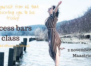 Gecertificeerde Access Bars class in Maastricht (2 november 2019)