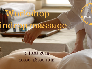 Workshop Raindrop massage Maastricht (5 juni 2019)