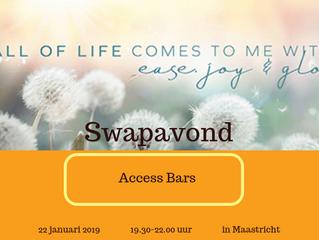 Swapavond Access Bars in Maastricht (22 februari)