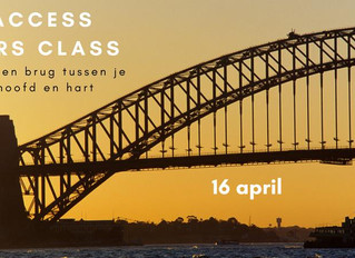 Access Bars class 16 april 2018
