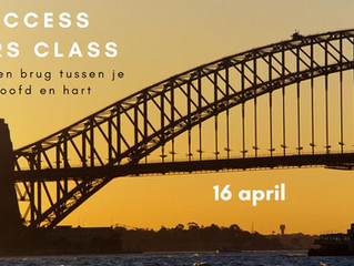 Access Bars class 16 april 2018