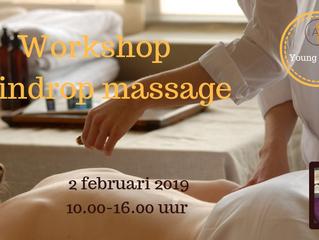 Workshop Raindrop massage Maastricht (2 februari)