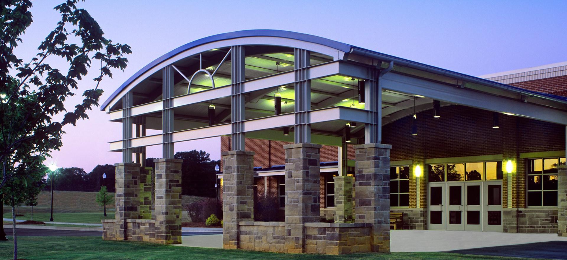 Spalding County Senior Center