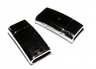 Magnetic Metal Clasp - 10mm Hole