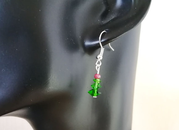 Earring Kit Little Christmas Tree
