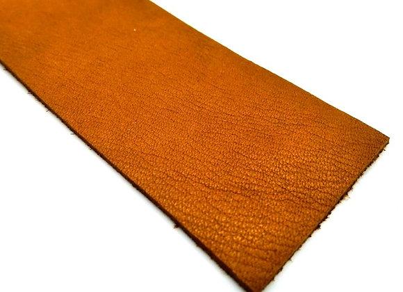 Soft Leather Strip - Tan 1.4mm